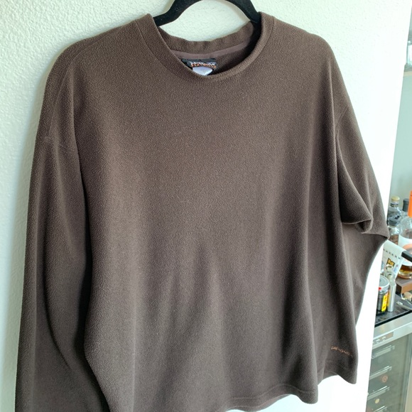Patagonia Other - Patagonia Synchilla Crew Neck Sweater Large